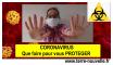 coronavirus que faire pour se proteger