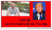 covid : le traitement de Trump