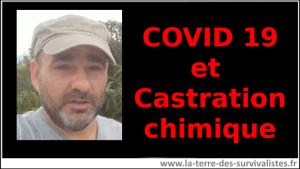 Covid-19 et castration chimique