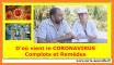 d'où vient le Coronavirus - complots et remèdes