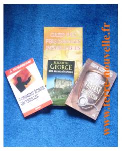 Des livres pour apprendre à écrire un roman : devenir écrivain
