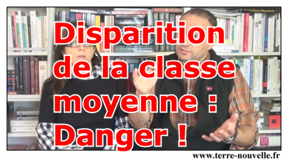Disparition de la classe moyenne=Danger !!! Place au survivalisme financier !!!