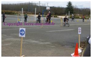 Ecole : passer le permis vélo à l'école