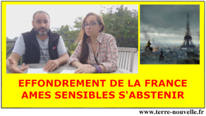 Effondrement en France : âmes sensibles s'abstenir...