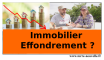 effondrement immobilier