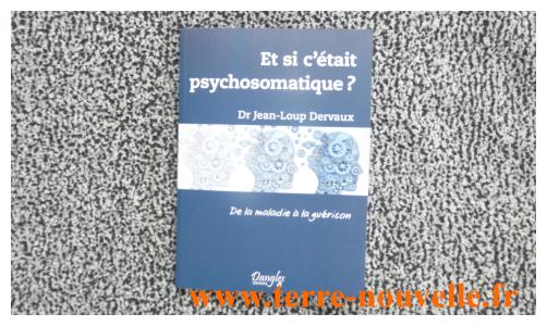 Et si c'était psychosomatique ? J.L. Dervaux, de la maladie à la guérison