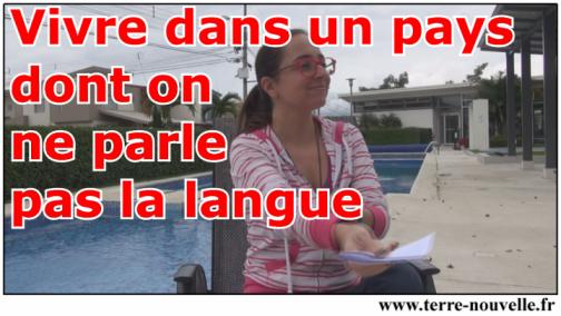 Expatriation : vivre dans un pays dont on ne parle pas la langue