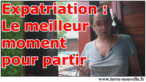 Expatriation : c'est quand le meilleur moment pour partir ?...