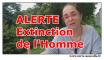 extinction de l'être humain