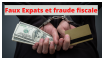faux expatriés et fraude fiscale