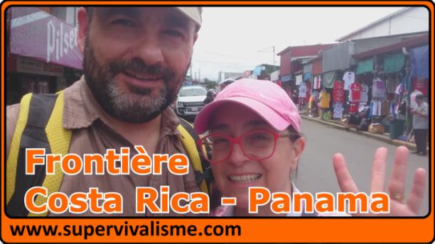 Comment passer la frontière entre le Costa Rica et le Panama
