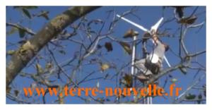 Travaux à la maison : indépendance énergétique, éolienne et panneaux solaires