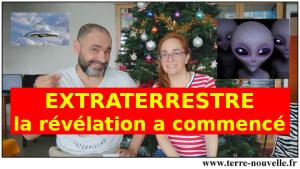 ExtraTerrestre : la révélation a déjà commencé