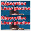 liner piscine réparation