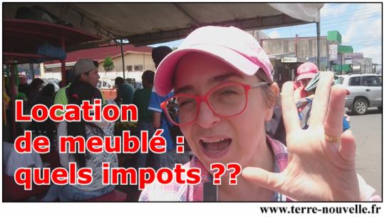 meublé tourisme, air b&b, chambre d'hotes, quels impôts, quelles cotisations sociales ?