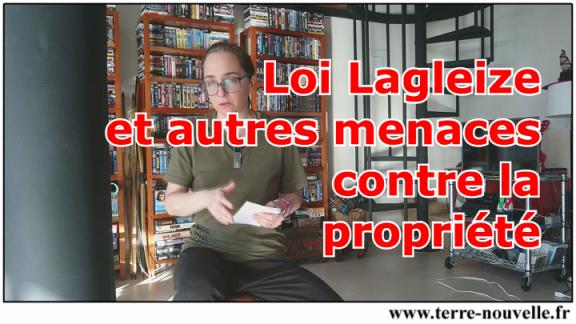 Loi Lagleize et autres projets contre la propriété privée
