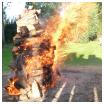 marche sur le feu en france