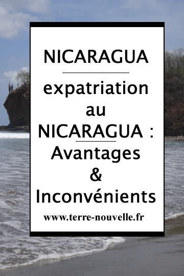 Expatriation au Nicaragua : avantages et inconvénients