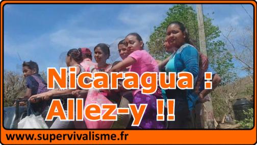 Nicaragua, un pays magnifique, on vous emmène !
