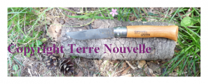 l'Opinel, le couteau du survivalisme familial