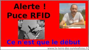 Alerte puce RFID, ce n'est que le début !...
