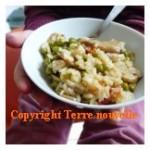 Risotto riz et légumes