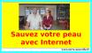 sauvez votre vie avec Internet