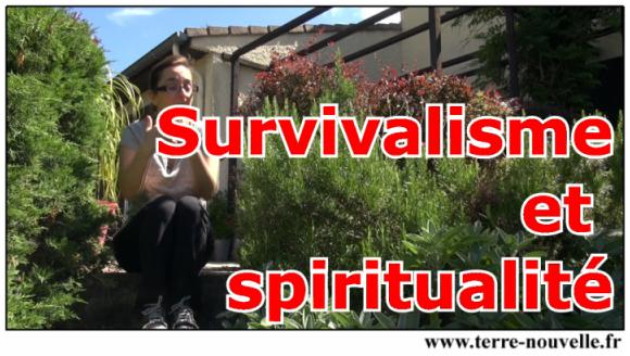 Spiritualité et survivalisme : quelles sont les spiritualités survivalistes dans le monde francophone ?