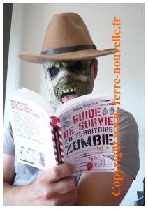Guide de survie en territoire zombie, de Max Brooks, un livre pour les survivalistes ?