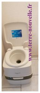 WC chimiques : un équipement pour survivalistes résilients