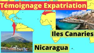 Témoignage Expatriation NICARAGUA et CANARIES : camping-car, famille et 3 enfants