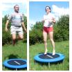 trampoline famille terre nouvelle