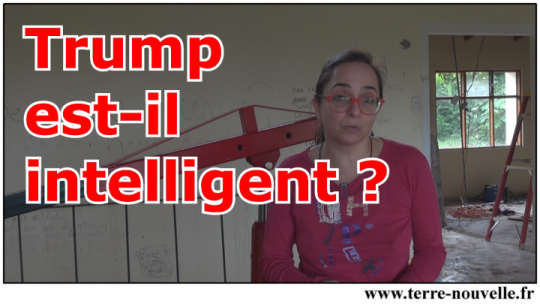 Donald Trump est-il intelligent  ?