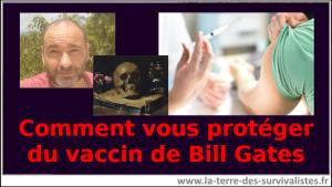 Comment se protéger du vaccin de Bill Gates : pandémie et Covid 19